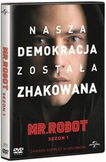 Mr Robot. Sezon 1 (box 4DVD) – film