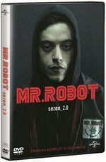 Mr Robot. Sezon 2 (box 4DVD) – film