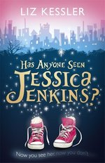 Has Anyone Seen Jessica Jenkins? – książka