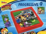 puzzle edukacyjne: Mickey and the roadster racers Progressive 9 – gra