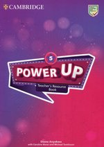 Power Up Level 5 Teacher's Resource Book with Online Audio – książka
