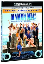 Mamma Mia: Here We Go Again 4K – film