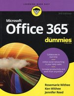 Office 365 For Dummies – książka