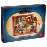 Puzzle Harry Potter Hogwarts 1000 – gra