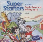 Super Starters Second Edition Audio CDs – gra