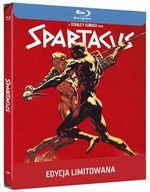 Spartakus (Steelbook) Blu-ray – film