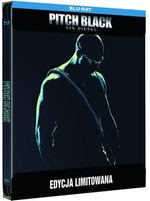 Pitch Black (Steelbook) Blu-ray – film