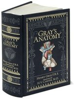 Gray's Anatomy: Barnes & Noble Collectible Editions – książka