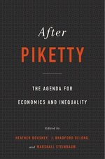 After Piketty: The Agenda for Economics and Inequality – książka
