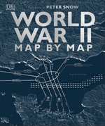 World War II Map by Map – książka
