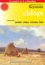 Chłopi Tom 1-4 – ebook