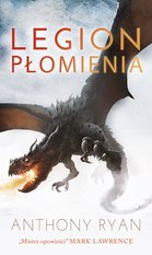 Legion płomienia – ebook
