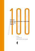 Antologia 100/XX. Tom 2 – ebook