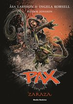 Pax. Tom 7. Zaraza – ebook