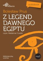 Z legend dawnego Egiptu – audiobook