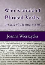 Who is afraid of Phrasal Verbs: the case of a learner corpus – ebook