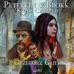 Peterkin & Brokk: Ksiega Czterech – audiobook