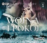 audiobooki: Wojna i pokój. Tom 1 – audiobook