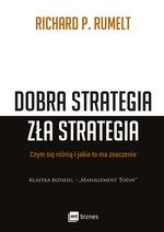 Dobra strategia, zła strategia – ebook