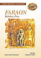 audiobooki: FARAON – audiobook