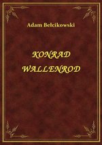 ebooki: Konrad Wallenrod – ebook