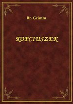 ebooki: Kopciuszek – ebook