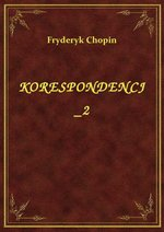 ebooki: Korespondencj 2 – ebook
