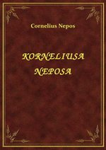 ebooki: Korneliusa Neposa – ebook