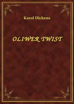 Oliwer Twist – ebook