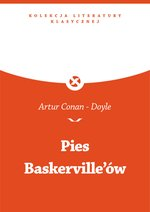 Pies Baskerville'ów – ebook