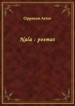 Nala : poemat – ebook