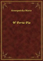 W Porta Pia – ebook