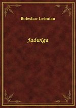 Jadwiga – ebook