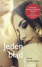 Jeden błąd – ebook