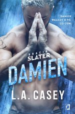 Bracia Slater. Tom 5. Damien – ebook