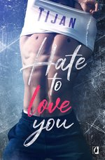 Hate to love you – ebook