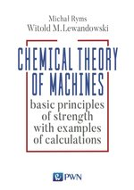 Chemistry Theory of Machines – ebook