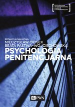 Psychologia penitencjarna – ebook