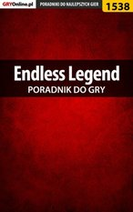 Endless Legend - poradnik do gry – ebook