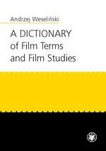 A Dictionary of Film Terms and Film Studies – ebook