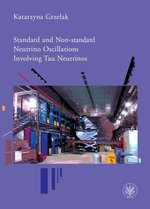 Standard and Non-standard Neutrino Oscillations Involving Tau Neutrinos – ebook