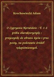 Okładka publikacji