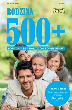 ebooki: Rodzina 500 plus – ebook