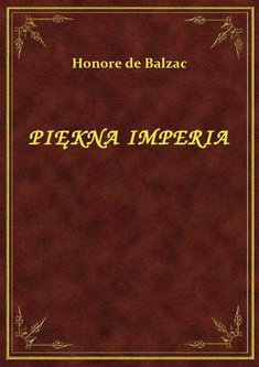 ebooki: Piękna Imperia – ebook