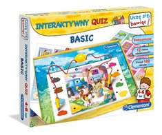 : Interaktywny quiz Basic – gra