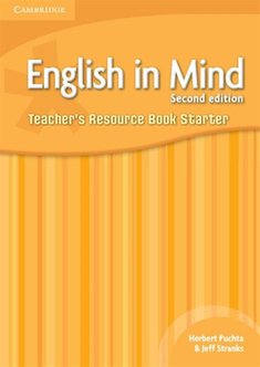 książki i czasopisma: English in Mind Starter  Teacher's Resource Book – książka