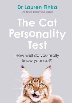 : The Cat Personality Test – książka