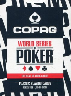 gry i puzzle: The World Series of Poker Games WSOP Karty do gry – gra