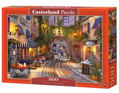 : Puzzle 500 French Walkway – gra
