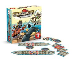 gry i puzzle: Pirate Ships – gra